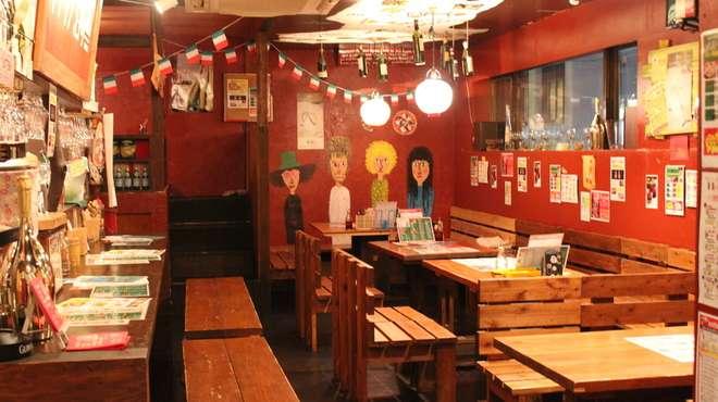 島根×愛人デートスポット④:イタリア酒場