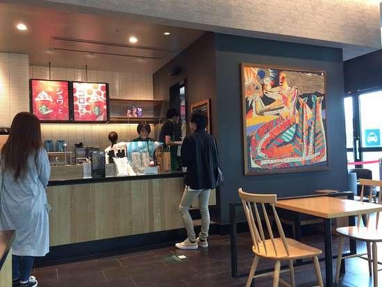 熊本×愛人待ち合わせスポット①:スターバックスコーヒー 熊本駅店