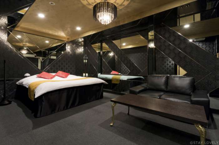 奈良×愛人おすすめラブホ④:デザインホテル グラマーラ