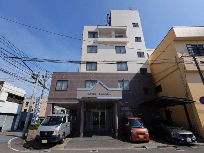 宮崎×愛人おすすめラブホ①:ホテル アーク