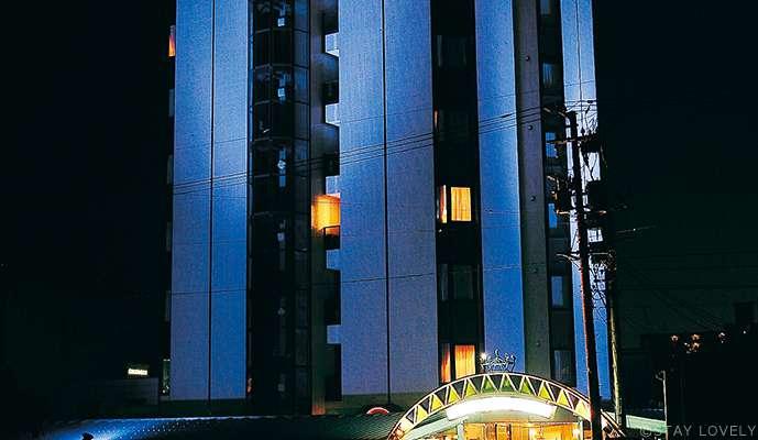 鹿児島×愛人おすすめラブホ④:ホテル インテリジェンス鹿児島
