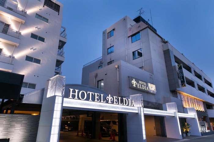 兵庫×愛人おすすめラブホ⑤:ホテル エルディア ラグジュアリー神戸店