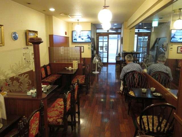 香川×愛人待ち合わせスポット④:八番館コーヒー店