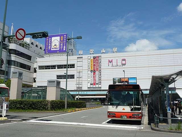 和歌山×愛人待ち合わせスポット⑤:和歌山市営和歌山駅西口広場駐車場
