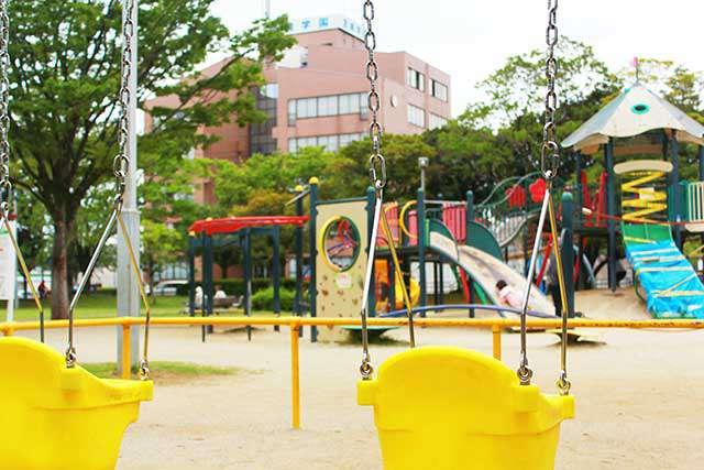 宮崎×愛人待ち合わせスポット④:宮崎中央公園