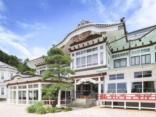 神奈川×愛人デートスポット⑤:富士屋ホテル
