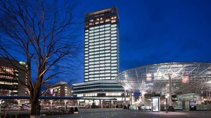 静岡×愛人デートスポット④:葵タワー