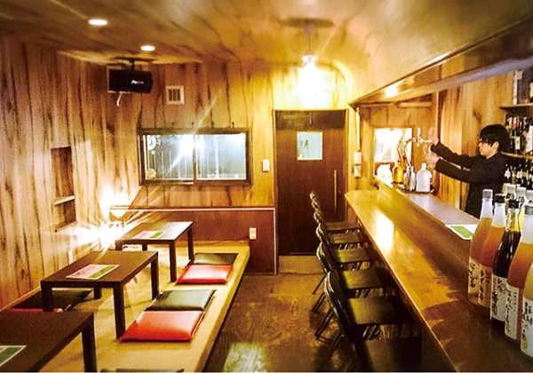 和歌山×愛人デートスポット⑤:隠れ家Bar Seclet
