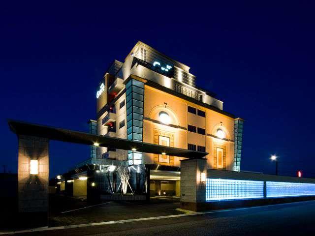 富山×愛人おすすめラブホ⑤:HOTEL GRACE
