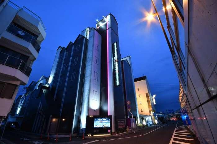 岡山×愛人おすすめラブホ①:Hotel agehA cinq boutique